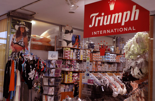 TRIUMPH - Shopping centre Pirgos Style, Bourgas. Shop rentals ...
